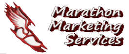Marathon Marketing Service Logo